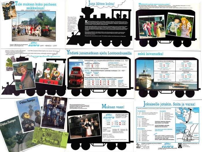 Pikku-Jumpo TK3 brochure